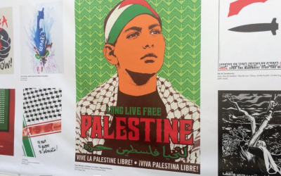 Solidarity with Gaza Posters