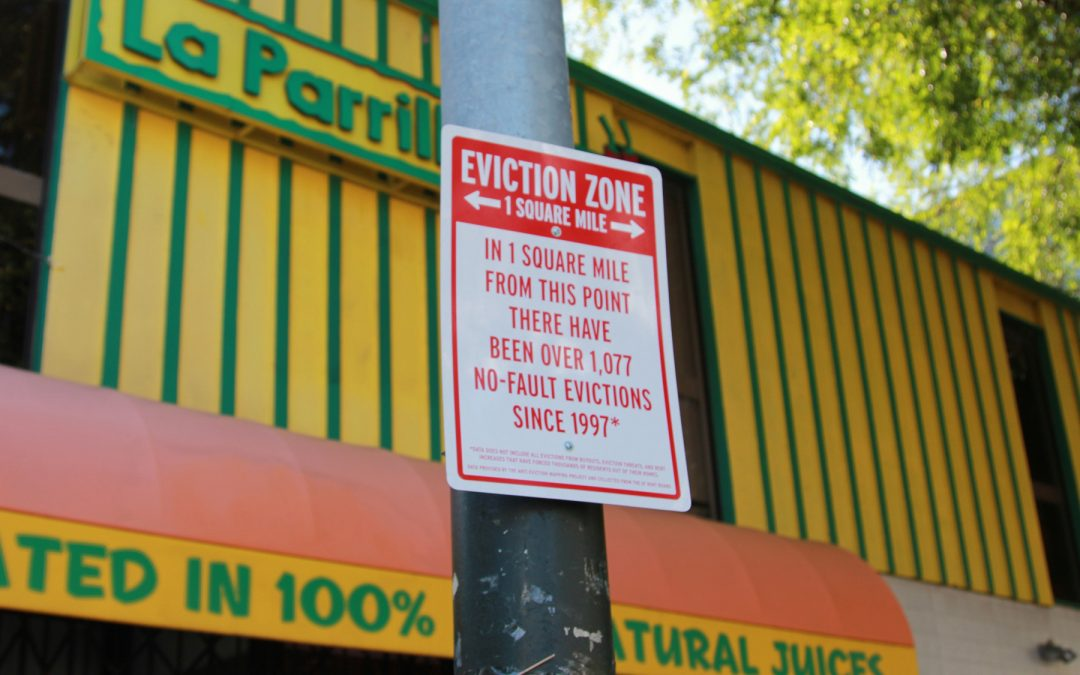 Eviction Zone