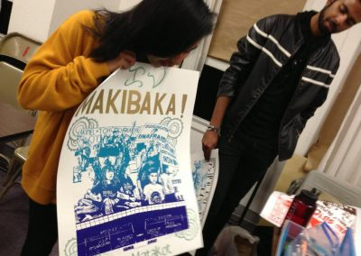 Culture as a Weapon! Printmaking Workshop
