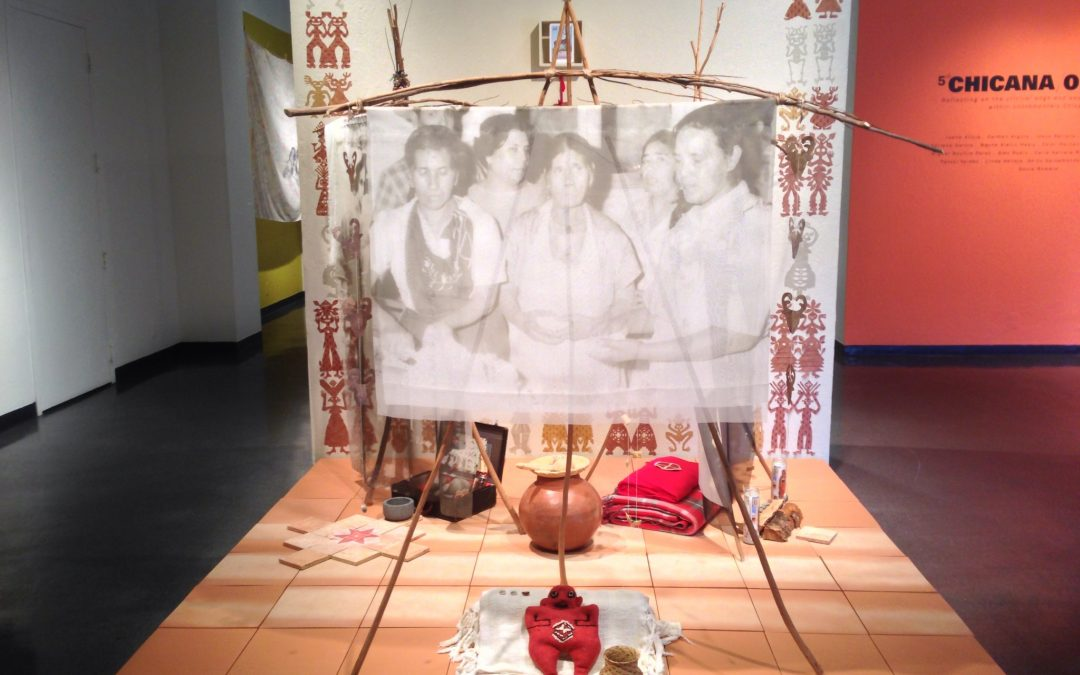 Heart of Deer (the life force of our pueblos)
