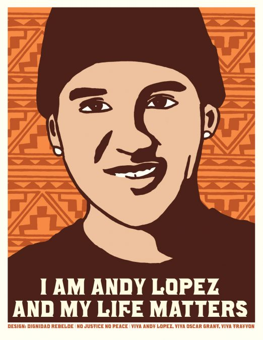 I am Andy Lopez and My Life Matters