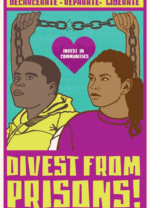 Invest in Communities, Divest from Prisons
