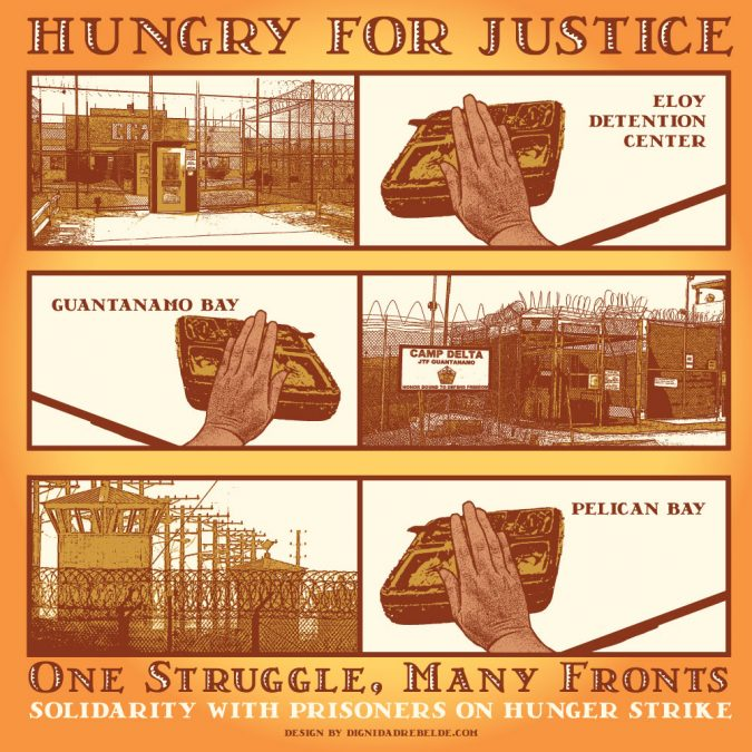Solidarity with Incarcerated Hunger Strikers