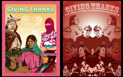 Giving Thanks for Indigenous Resistance