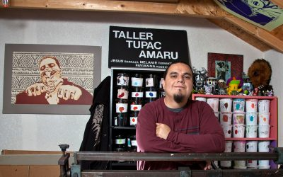 Posters are for the People: An Interview with Jesús Barraza