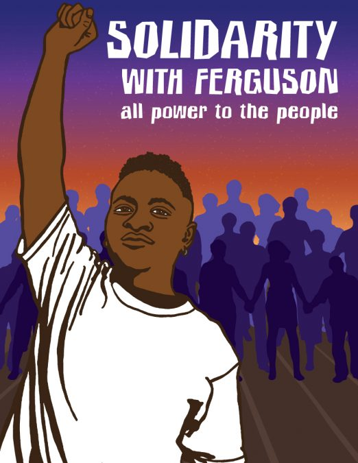 Solidarity with Ferguson