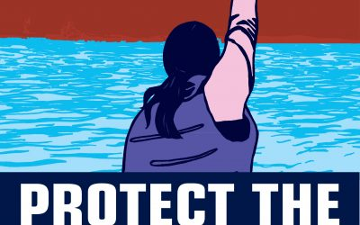 Protect the Water | Defend the Land
