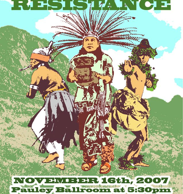Indigenous People's Night of Resistance II