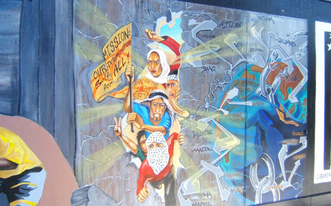 Homey Mural Controversy