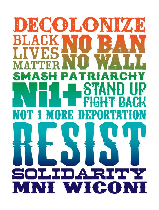 RESIST Poster Download