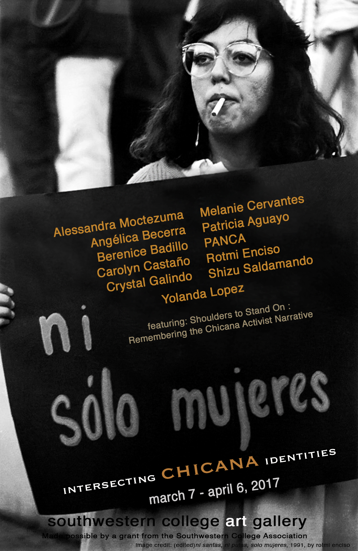 Ni Solo Mujeres: Intersecting Chicana Identities