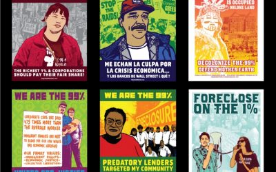 Posters of the 99%