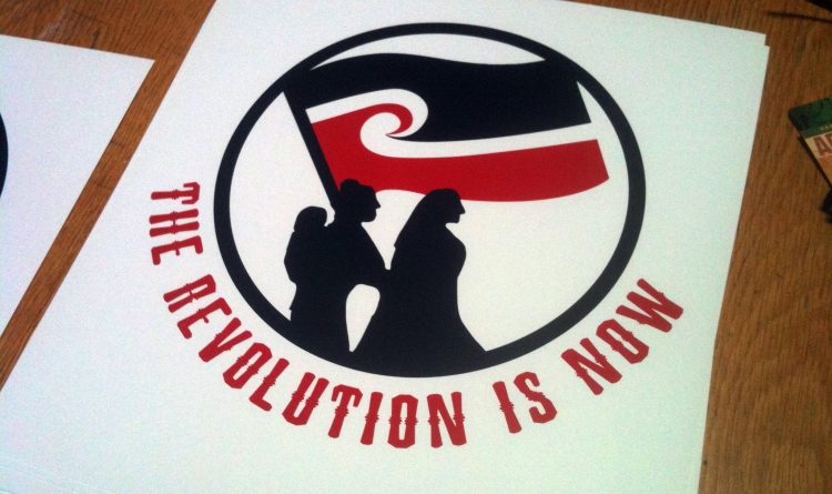 The Revolution is Now