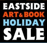 Eastside Art ad Book Holiday Sale