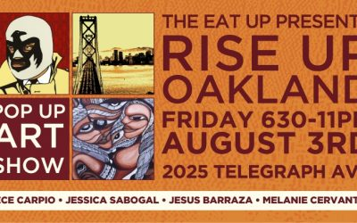 RISE UP ART SHOW IN OAKLAND