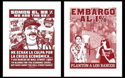 Fundraiser to Print Posters for the People