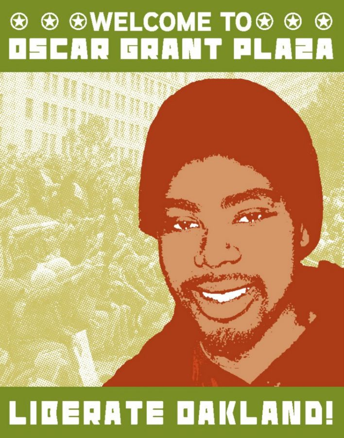 Welcome to Oscar Grant Plaza, Liberate Oakland!