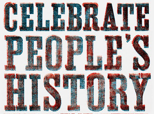 Book Release Party-Celebrate People's History: the Poster Book of Resistance and Revolution