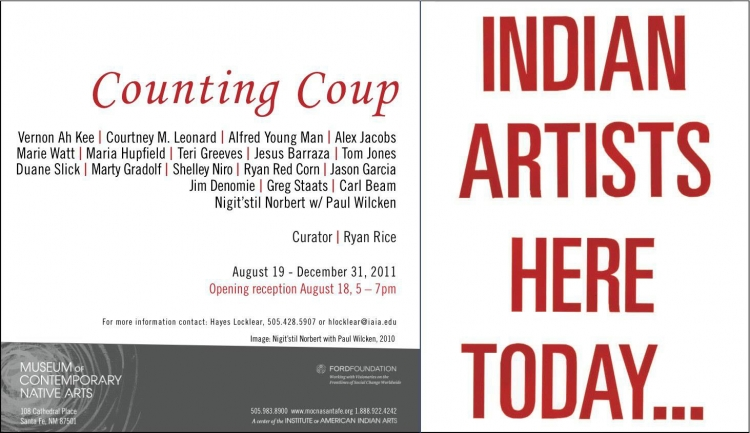 Counting Coup Exhibit