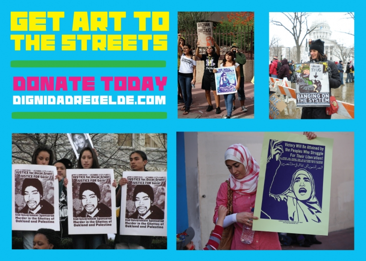 Get Art to the Streets!
