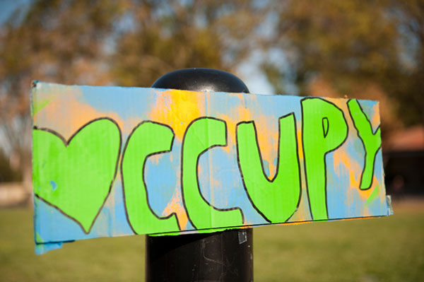 #Occupy Art at Stanford