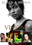 Black and Brown Visions (front)
