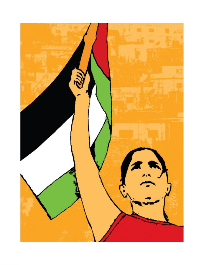 Solidarity with the People of Palestine/Melanie's 31st Birthday
