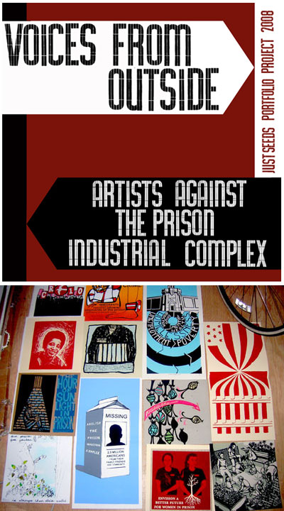 Abolition Now! Artists and Activists Against the Prison Industrial Complex
