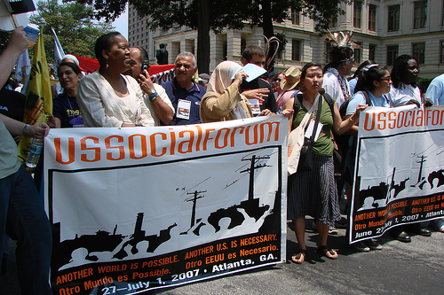 2010 US Social Forum, Detroit Michigan:: Another World is Possible. Another US is Necessary!