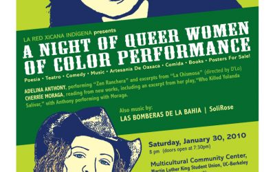 A Night of Queer Women of Color Performance